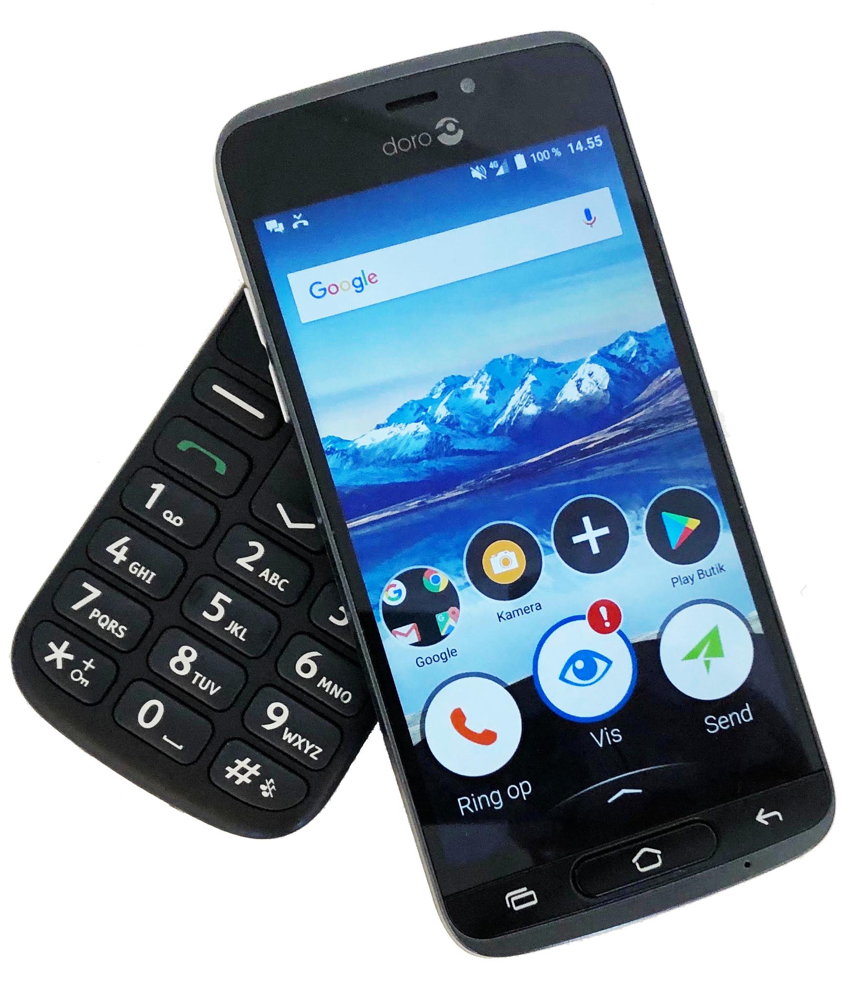 Ny Doro telefon fra Fastnet.nu