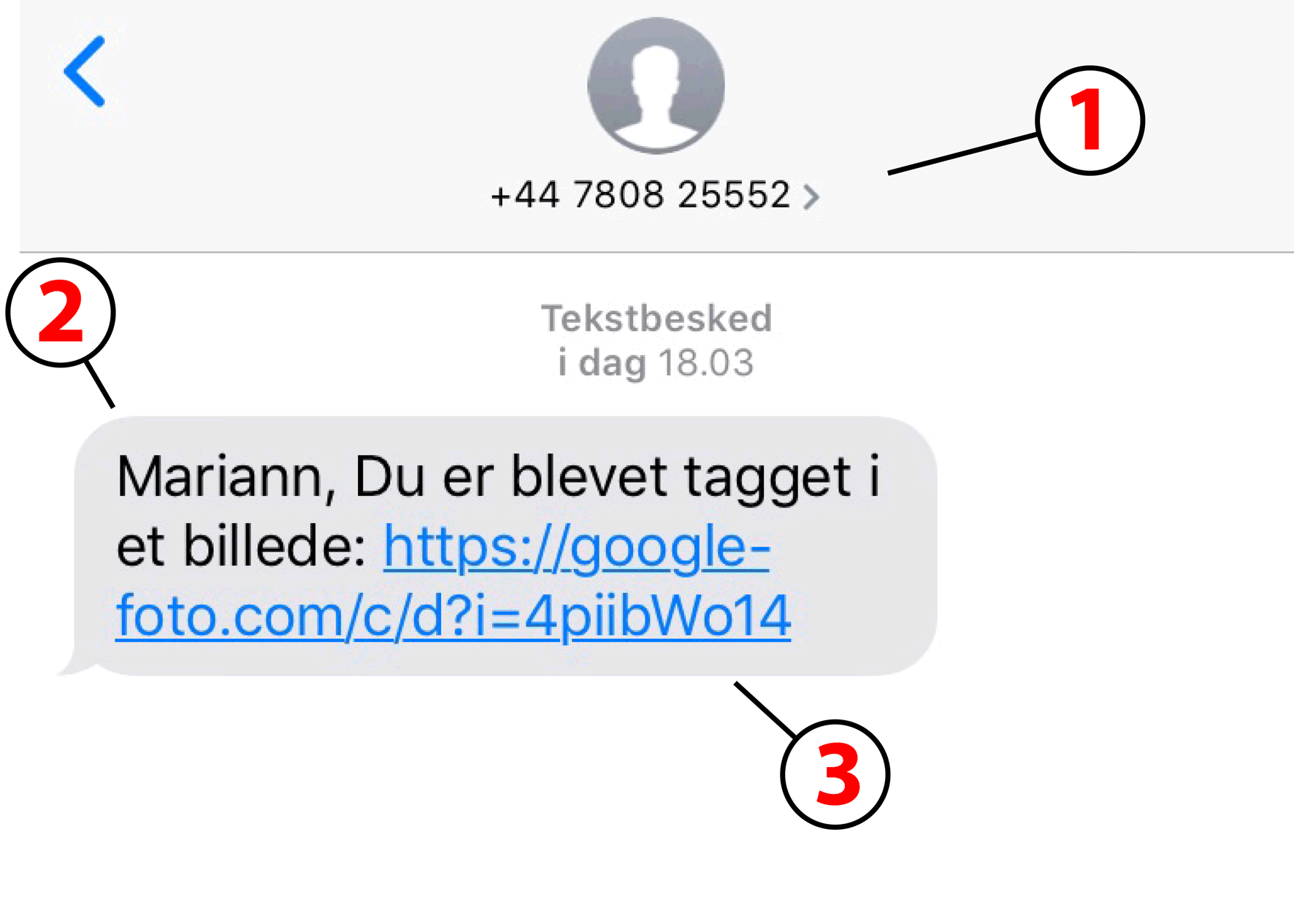 Fup SMS