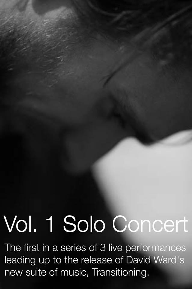 David Ward solo concert Vol. 1