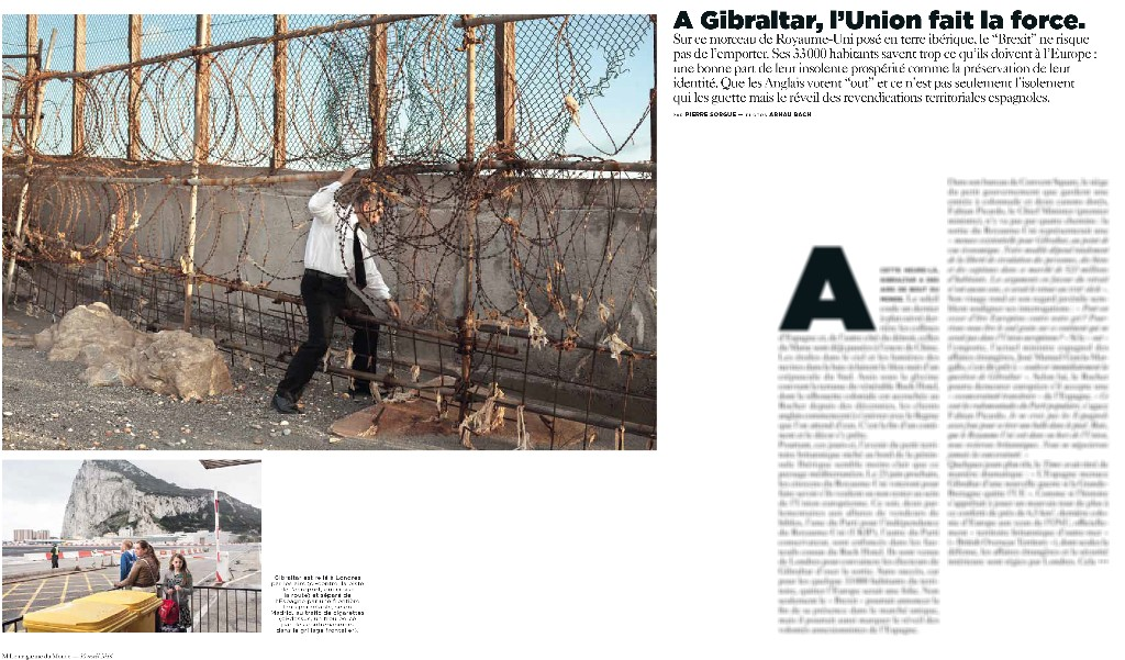 Arnau Bach / VII Mentor Programfor M, le magazine du Monde