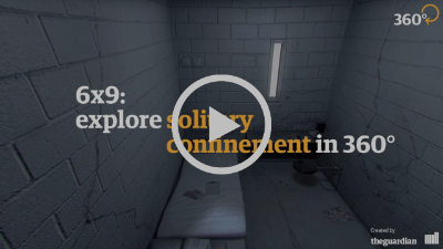 6x9: a virtual experience of solitary confinement – 360 video