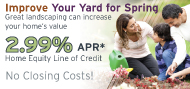 2.99% APR* Home Equity Loans