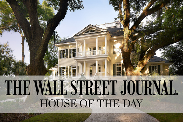 The Wall Street Journal 'House of the Day'