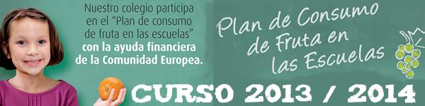 PLAN FRUTAS 2013-2014