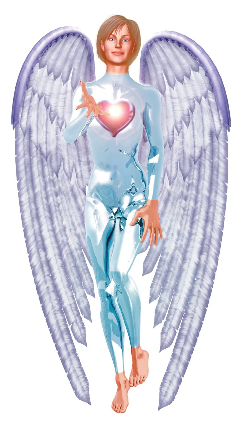 Walk-In Angel