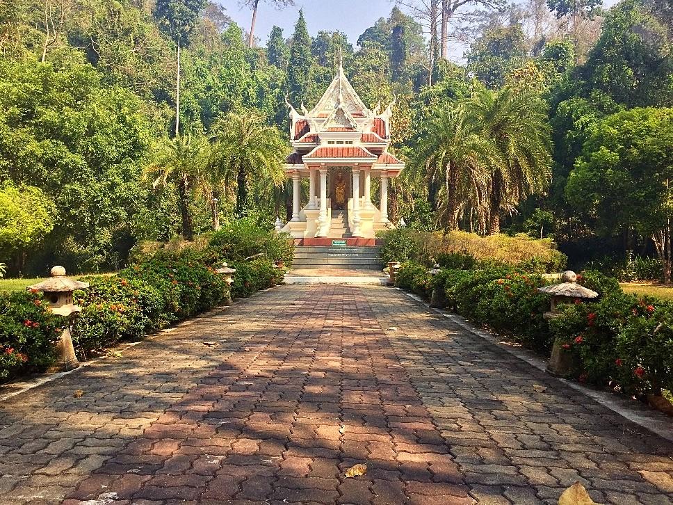 Temple at Chiang Dao Thailand