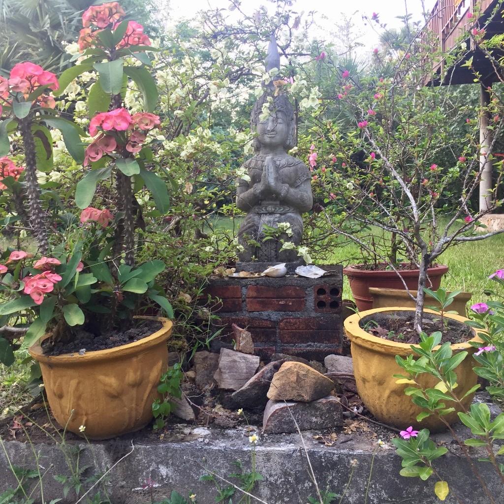 Garden Buddha Cambodia