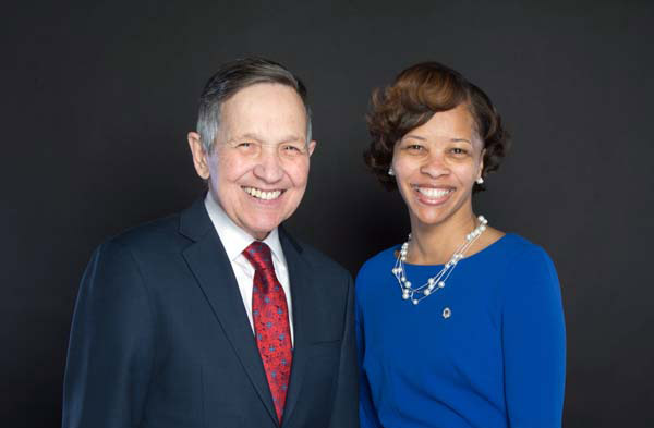 Kucinich and Samples