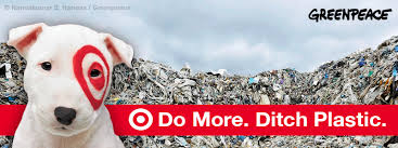 Ditch plastic at Target ad campaign