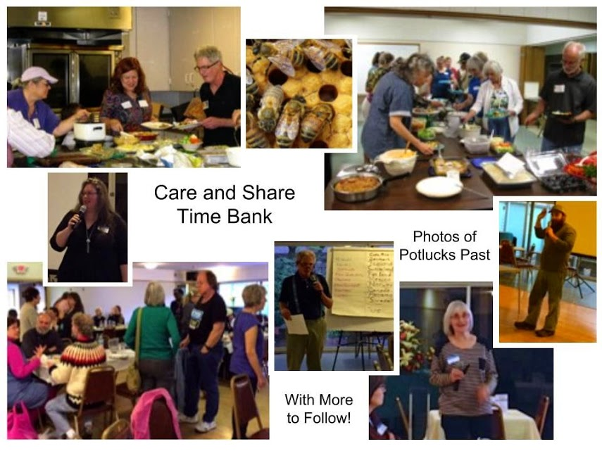 Care and Share Time Bank photos