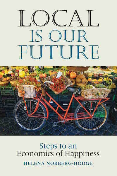Book Cover Local Is Our Future