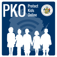 Protect kids online logo