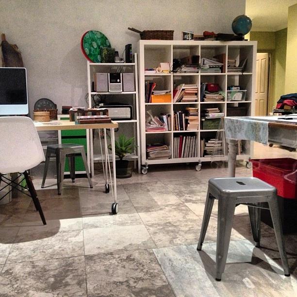 Read blog post on new studio