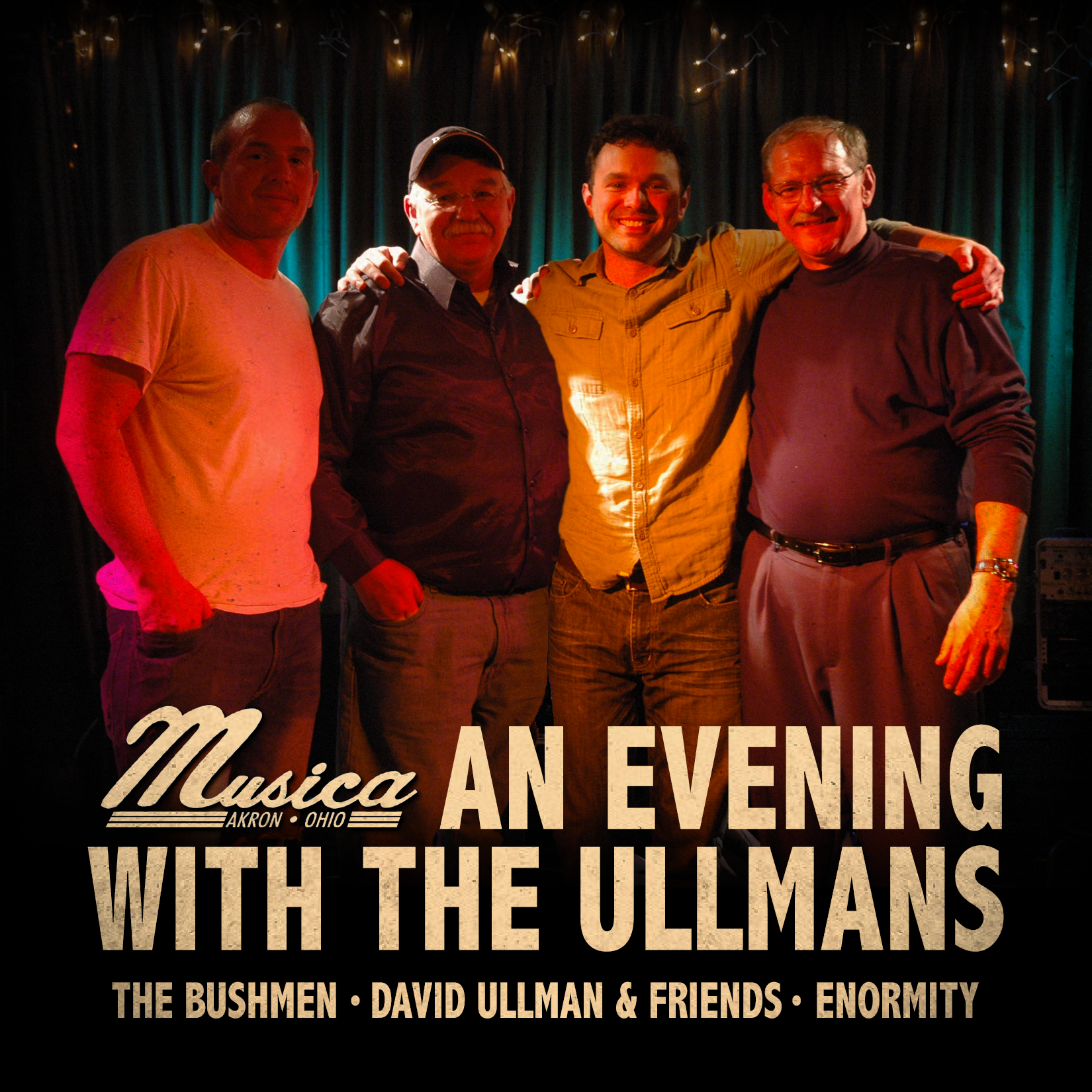 An Evening With The Ullmans Cover Image