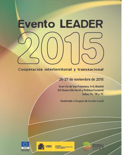 Evento LEADER 2015