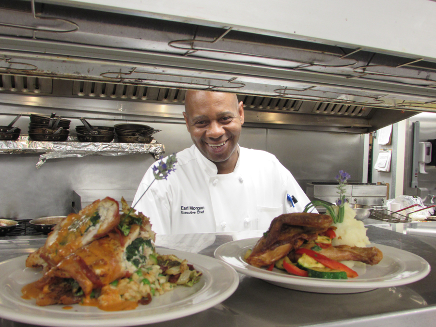 Chef Earl at BSP
