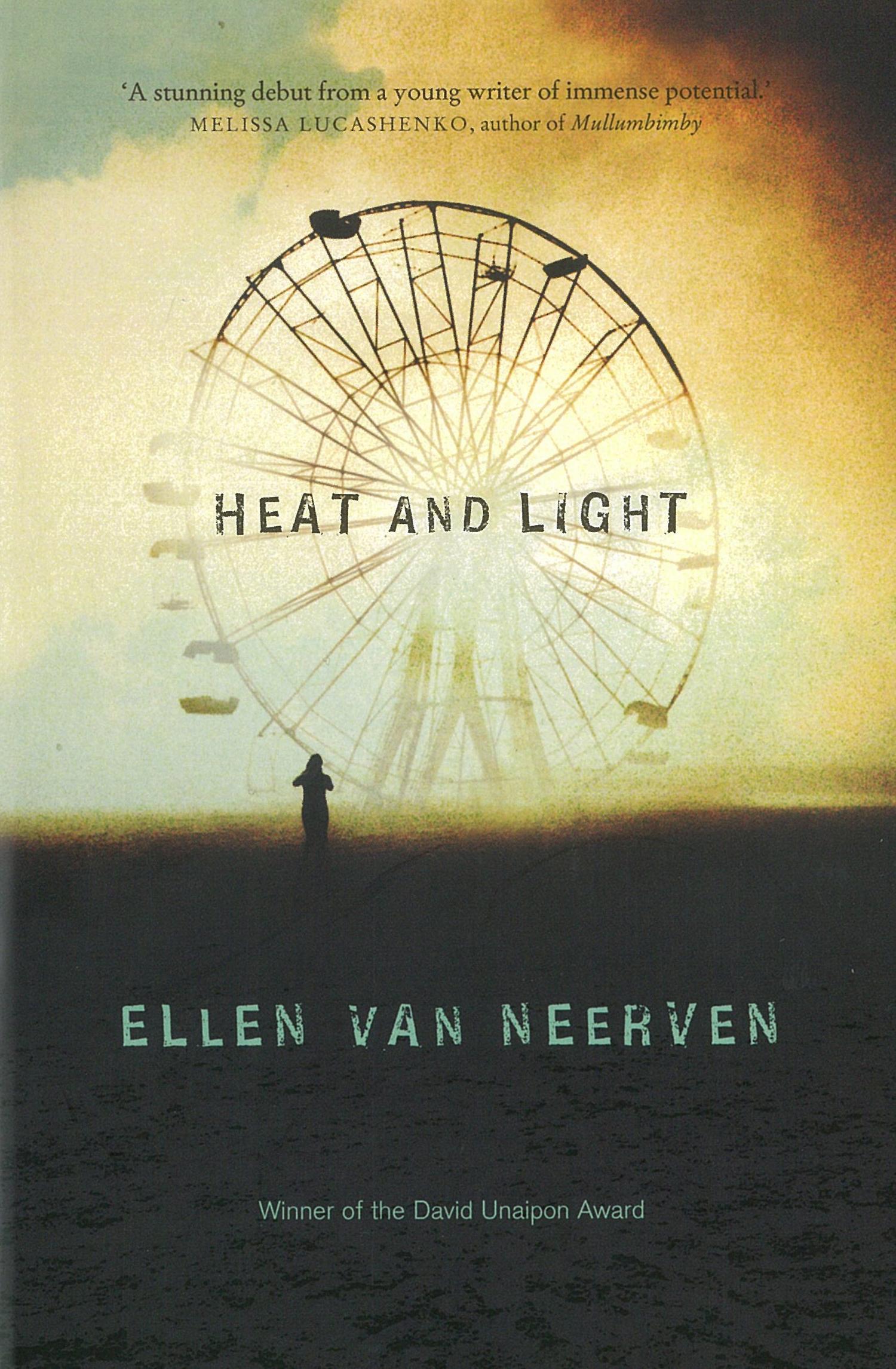 Cover of Ellen van Neerven's Heat and Light