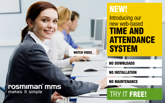Introducing Our New Remote Time and Attendance System