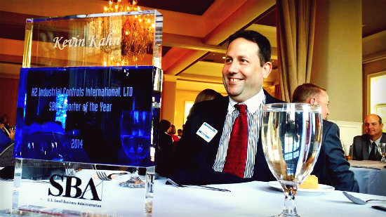 Kevin Kahn Exporter of the Year