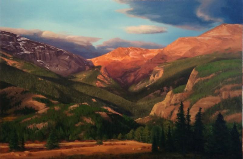 Gary Miller Colorado Landscape Artist