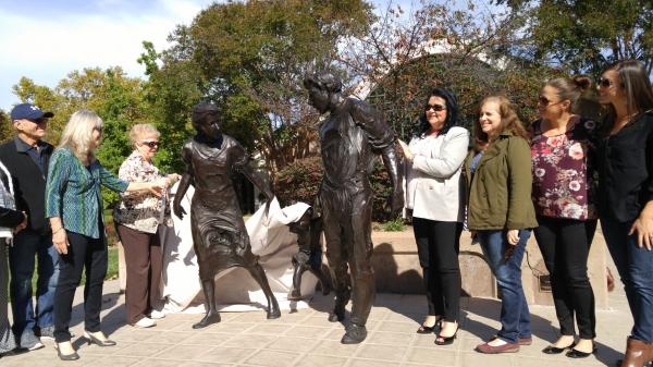 Recent National Sculptors' Guild Public Art Placements