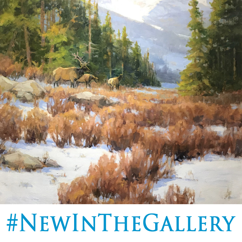Be the first to shop the art that hasjust entered Columbine Gallery, even if you live states away; like pieces from Jean Perry that are featured inArt of the West. The latest consignmentswill be listed in this link. May your collection grow!