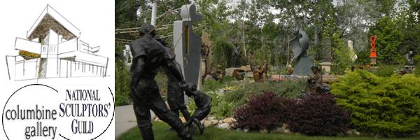 JK Designs, Inc & National Sculptors Guild at Columbine Gallery