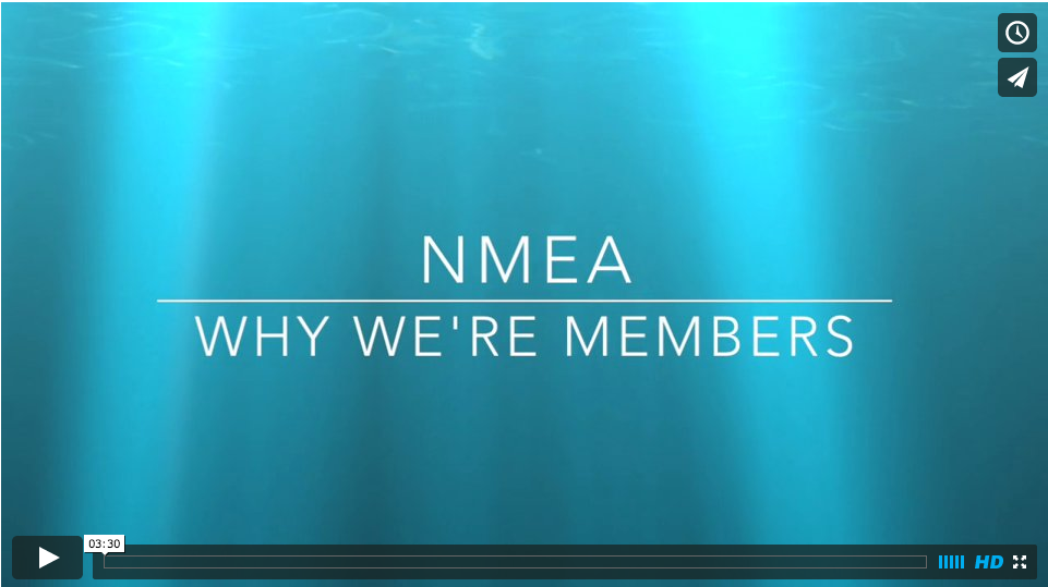 Why we are members