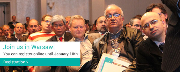 Registration is still open for ESOU16. You can register online until January 10th.