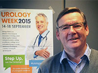 Urology Week 2015: EU meeting, press campaigns to patient counselling
