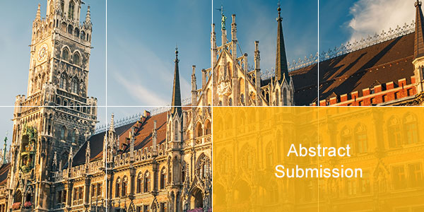 Submit your abstract and join the abstracts presentations in Munich!
