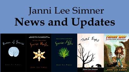 Janni Lee Simner: News and Updates