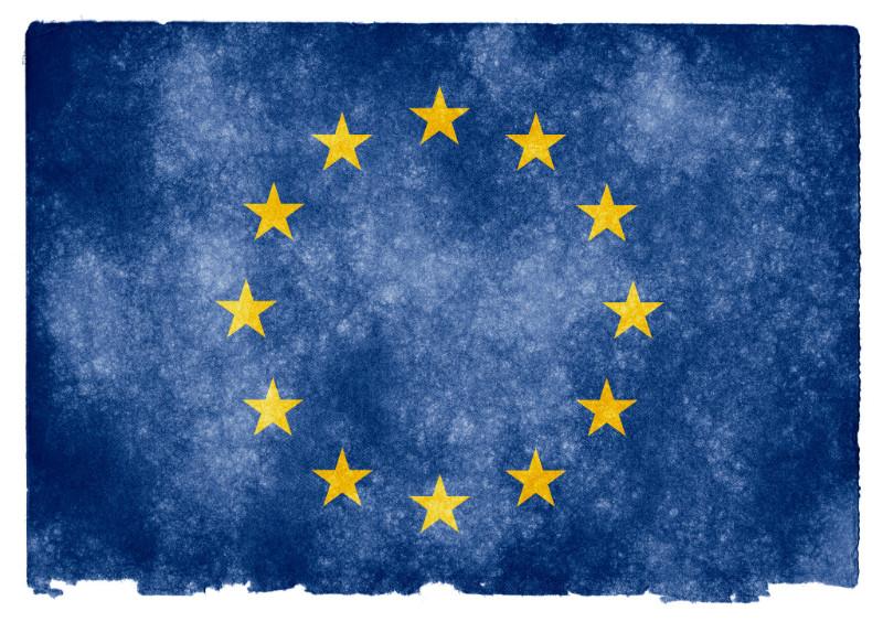 EU grunge flag by Nicholas Raymond: www.freestock.ca