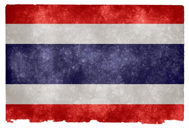 Thailand grunge flag by Nicholas Raymond: www.freestock.ca