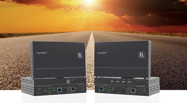 Kramer HDBaseT 2.0 Range Extenders, 4K60 4:2:0