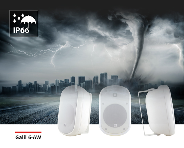 Galil 6-AW all-weather speakers