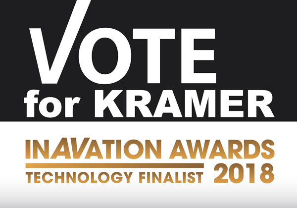 Vote for Kramer