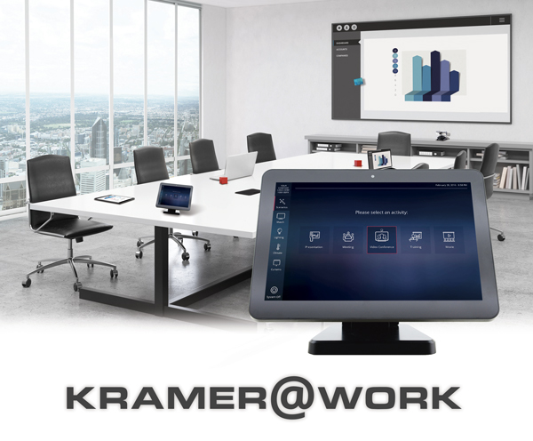 Kramer Classic Meeting Room with Pre-Configured Control
