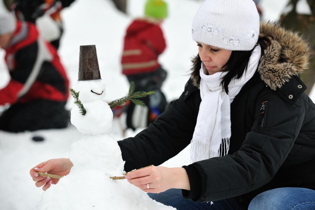 Zima v Kladském pomezí