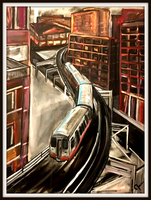 """""""The Commuter"""""""