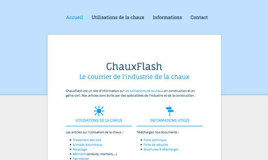 ChauxFlash