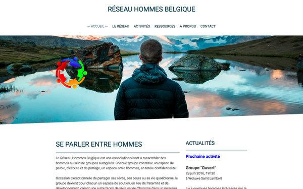 Réseau Hommes Belgique
