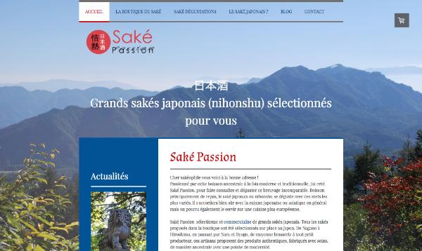 Saké Passion