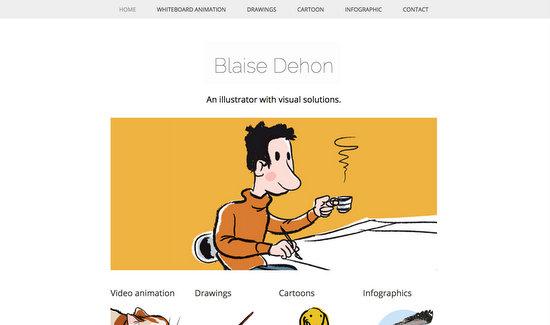 Blaise Dehon
