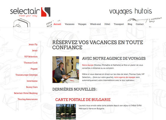Voyages Hutois