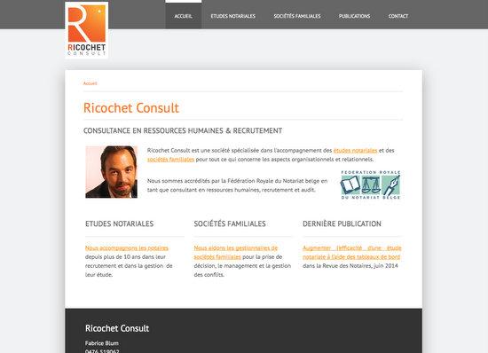 Ricochet Consult