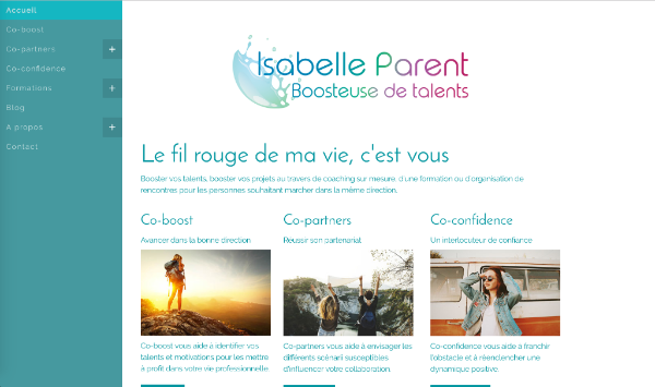 Isabelle Parent