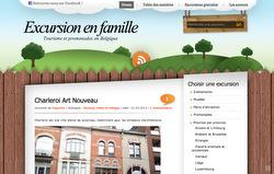 Blog relatant des excursions en Belgique
