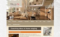 Le site de Marie's Home