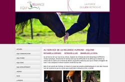 Le site d'Equireliance